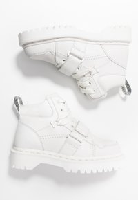 Dr. Martens - ZUMA II 5 EYE - Ankle boots - optical white/virginia - 3