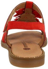 Remonte - Sandaler - red - 3