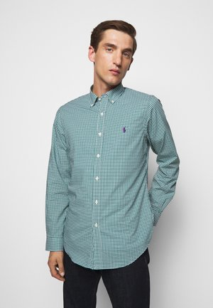 NATURAL - Shirt - evergreen