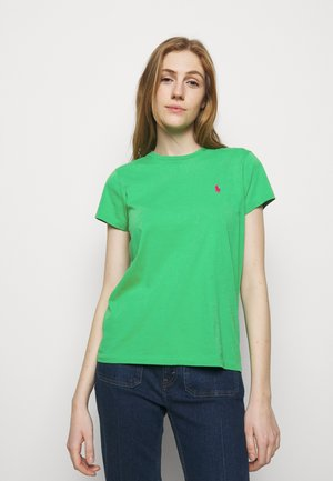 T-shirt basic - golf green