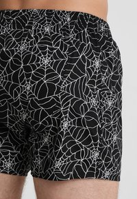 Lousy Livin Underwear - SPIDER - Trenýrky - black - 2