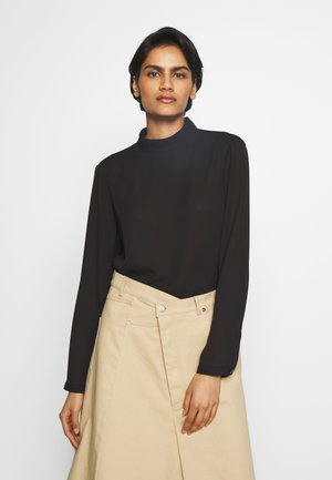 MACY - Bluse - black