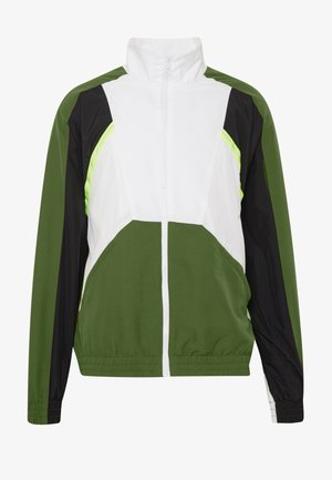 JACKET - Training jacket - dark olive
