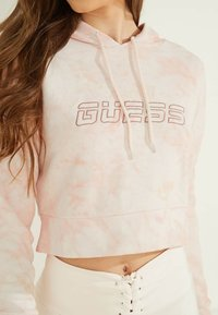 Guess - Sweatshirt - rose - 3