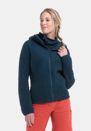 Fleece jacket -  blau