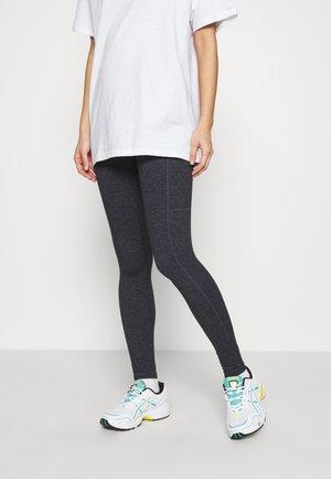 ALYSSA - Leggings - Trousers - steel blue