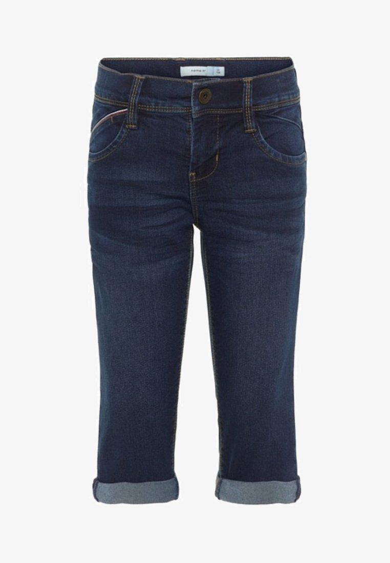 Name it - Straight leg -farkut - dark blue