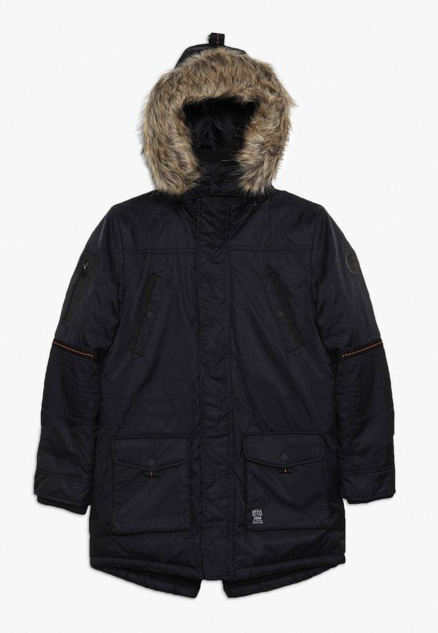 BIRGA - Cappotto invernale - black