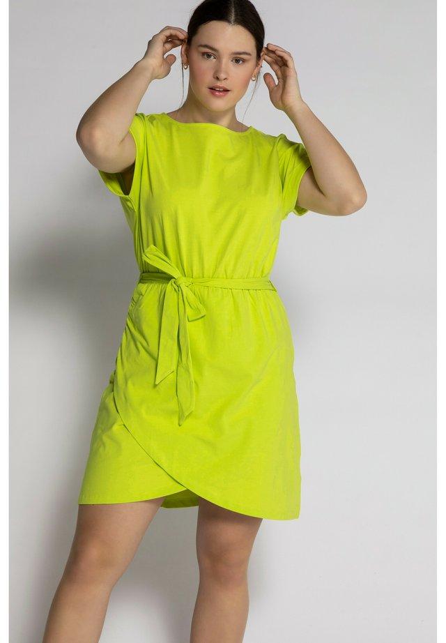 Robe d'été - limette