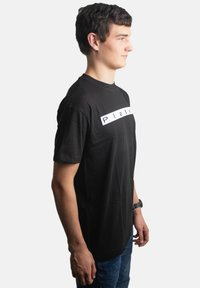 Platea - STATEMENT - Print T-shirt - schwarz - 2