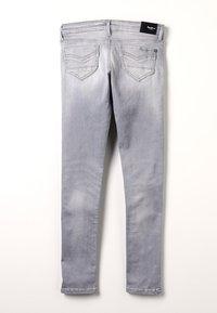 Pepe Jeans - PIXLETTE - Jeans Skinny Fit - grey denim - 1