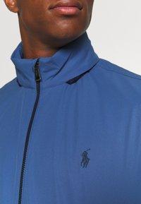 Polo Ralph Lauren Golf - HOOD ANORAK JACKET - Outdoor jacket - bastille blue - 6