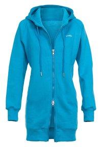 Winshape - Zip-up hoodie - sky blue - 5