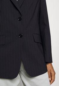 MM6 Maison Margiela - Short coat - dark blue - 6