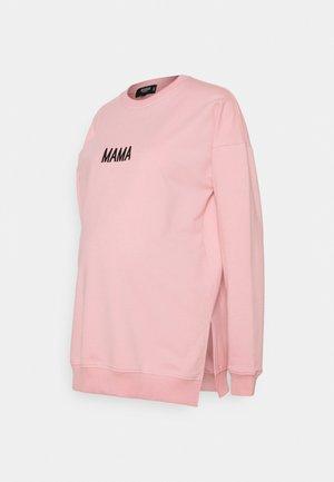 MATERNITY MAMA  - Bluza - light pink