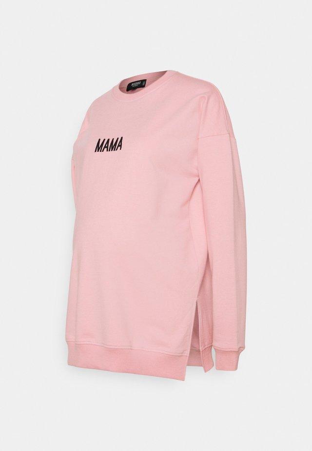 MAMA - Mikina - light pink