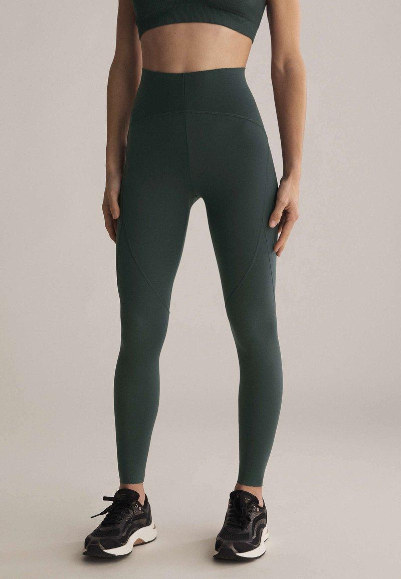 OYSHO - Leggings - dark grey