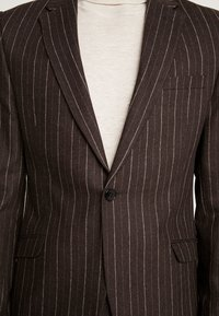 Shelby & Sons - HYTHE SUIT - Traje - brown - 6