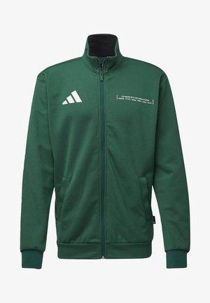 ADIDAS ATHLETICS PACK TRACK TOP - Training jacket - green