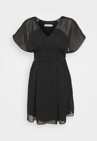 NAF NAF - CROCUS - Day dress - noir - 4