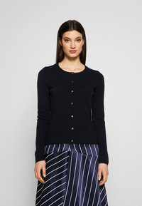 FTC Cashmere - CARDIGAN - Kardigan - midnight - 0