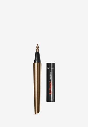 SO FIERCE CHROME INK LIQUID LINER - Eyeliner - 902 bronzage
