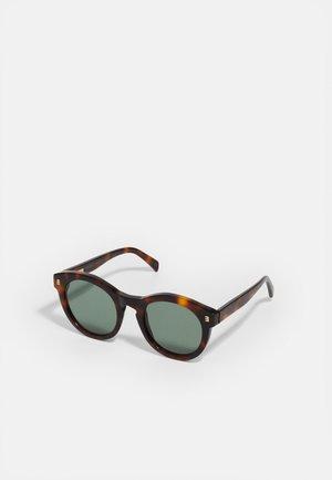 RENSKÄR - Sunglasses - bark/green
