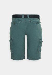 Schott - BATTLE - Shorts - blue - 1