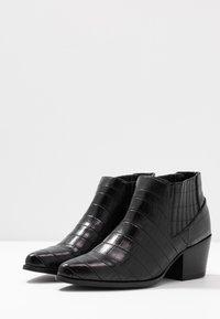 Head over Heels by Dune - OLI - Ankelstøvler - black - 4