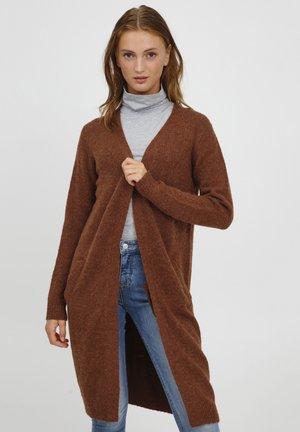 BYMIRELLE - Cardigan - brown