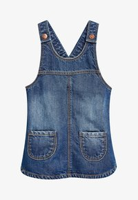 Next - Denim dress - blue denim - 0