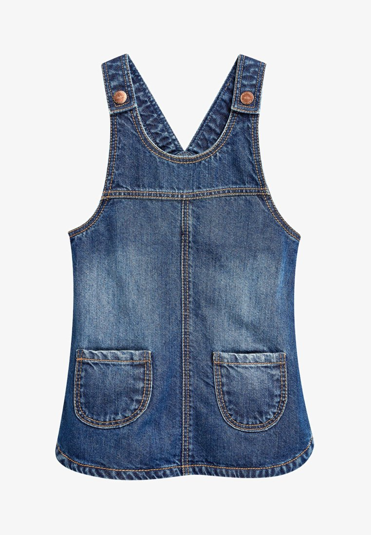 Next - Denim dress - blue denim