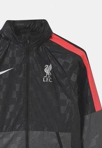 Nike Performance - LIVERPOOL FC UNISEX - Club wear - dark grey/black/laser crimson/white - 3