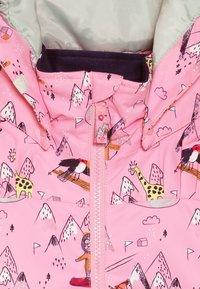 Roxy - MINI JETTY  - Snowboardjakke - prism pink snow trip - 6