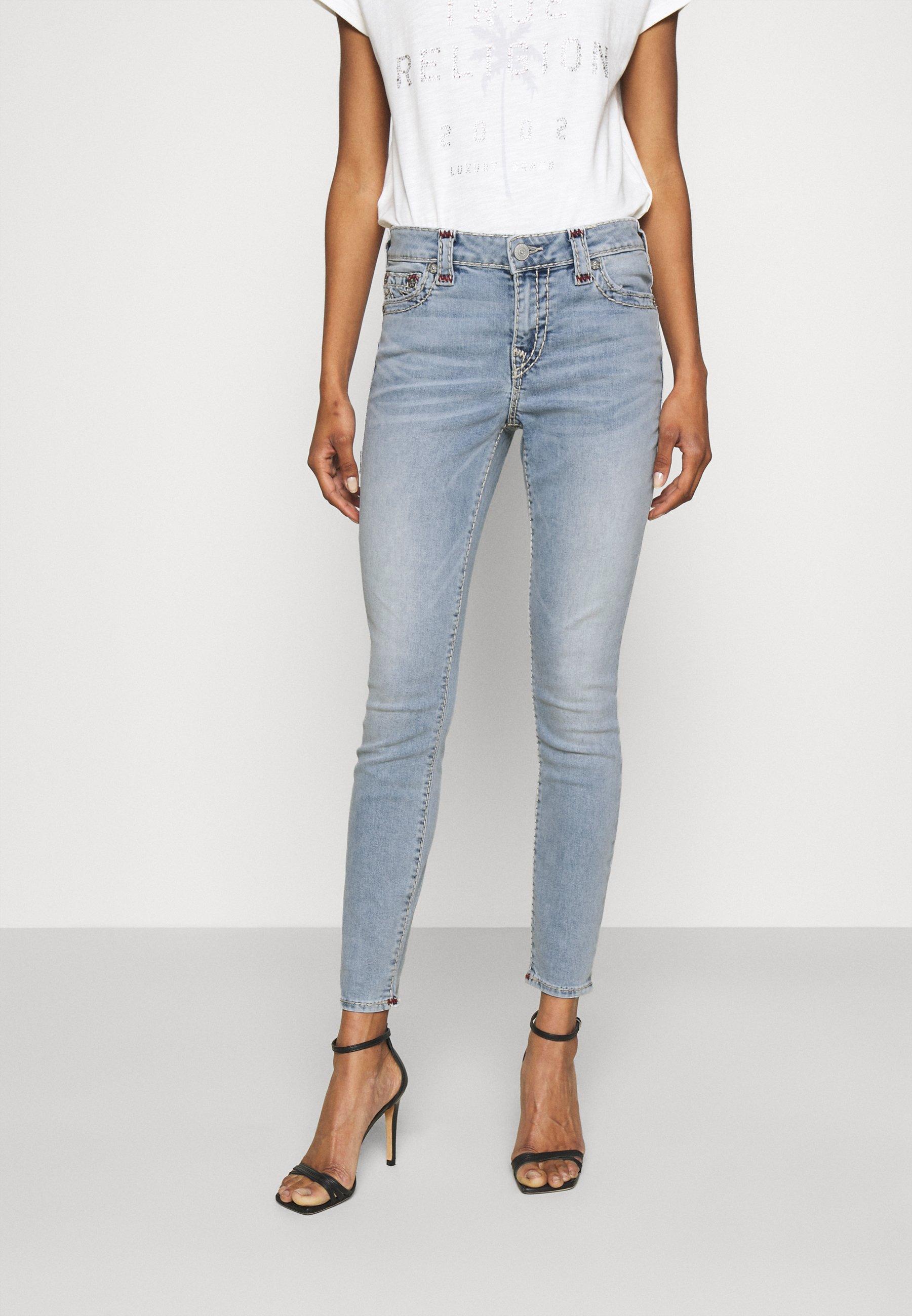 Women JENNIE MIDRISE - Jeans Skinny Fit