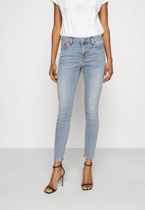 JENNIE MIDRISE - Jeans Skinny Fit - city lights