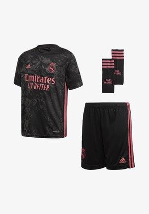REAL MADRID AEROREADY MINIKIT - Sports shorts - black