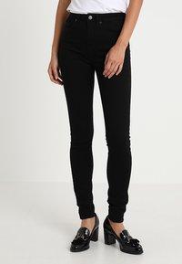 Selected Femme - SLFMAGGIE - Jeans Skinny Fit - black denim - 0