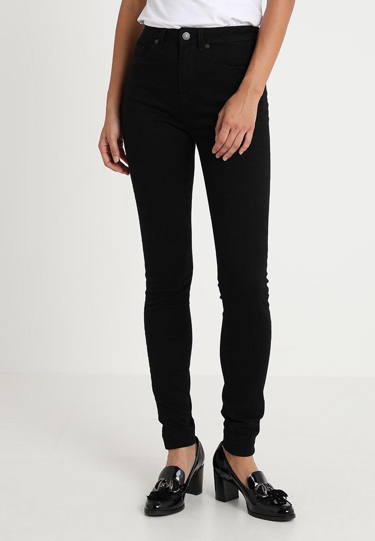 Selected Femme - SLFMAGGIE - Jeans Skinny Fit - black denim