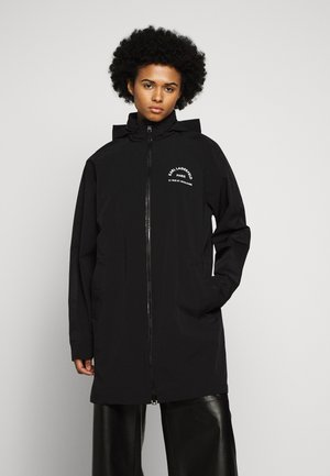 RUE GUILLAUME ZIP JACKET  - Parka - black