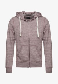 Blend - Zip-up hoodie - wine red - 4