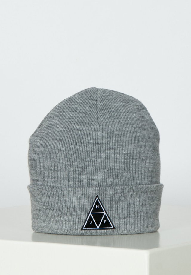 Beanie - grey heather