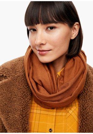 Schal - brown
