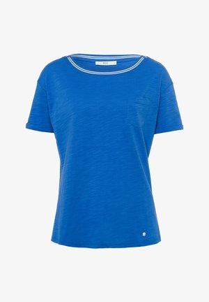 STYLE CAMILLE - Basic T-shirt - ocean