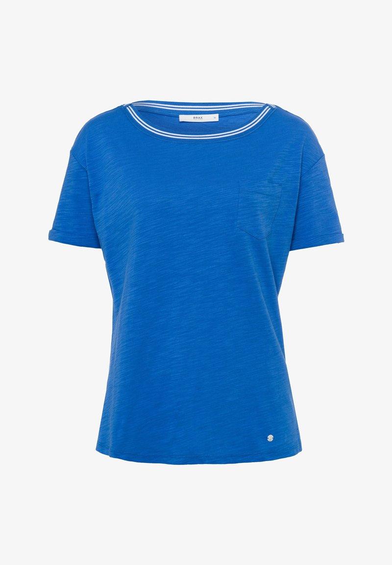 BRAX - STYLE CAMILLE - Basic T-shirt - ocean