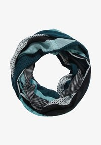 Cecil - BASIC MIT PRINT - Snood - grün - 2