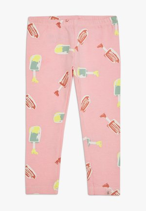 STRAIGHT BABY - Leggings - powder pink