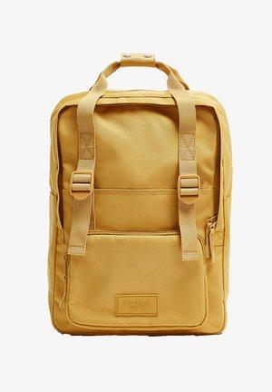 BUNTER RUCKSACK 14123540 - Batoh - mustard yellow