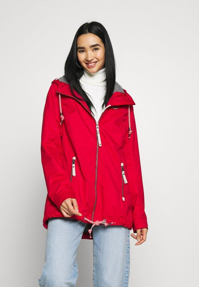 ZUZKA - Outdoor jacket - red