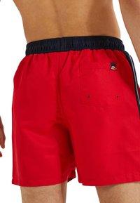 Ellesse - GENOA  - Swimming shorts - rot - 2